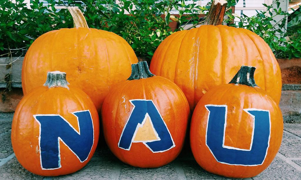NAU pumpkin