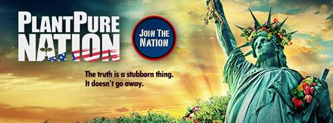 Plant Pure Nation. The truth is a stubborn thing. It doesn't go away.