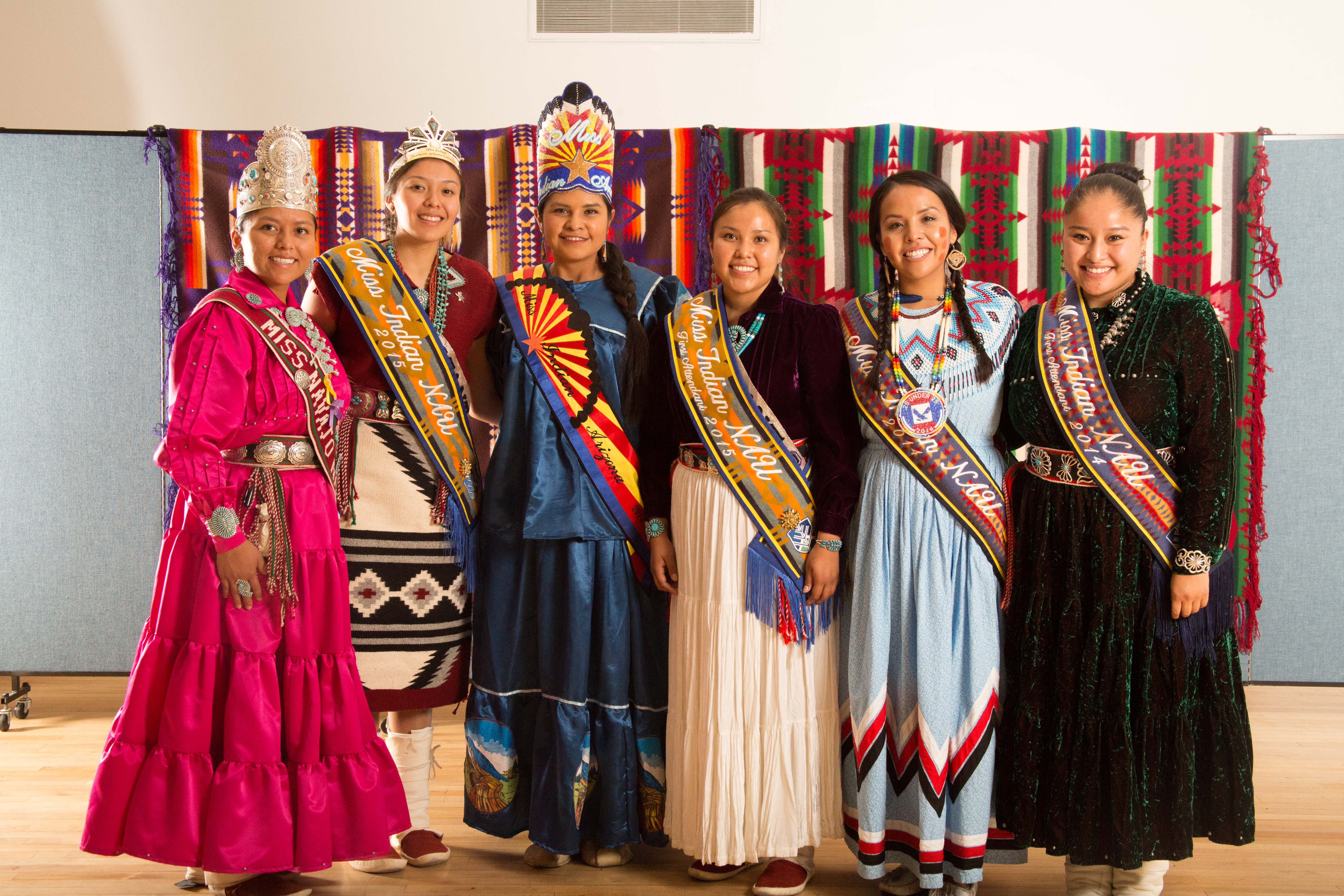 Miss Indian NAU Pageant