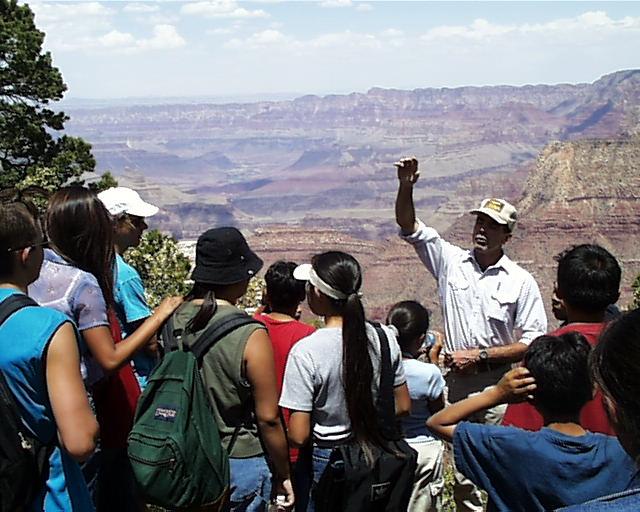ITEP at the Grand Canyon