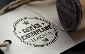 Rodel Exemplary Teacher image