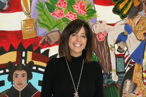 Rodel principal Stacie Zanzucchi
