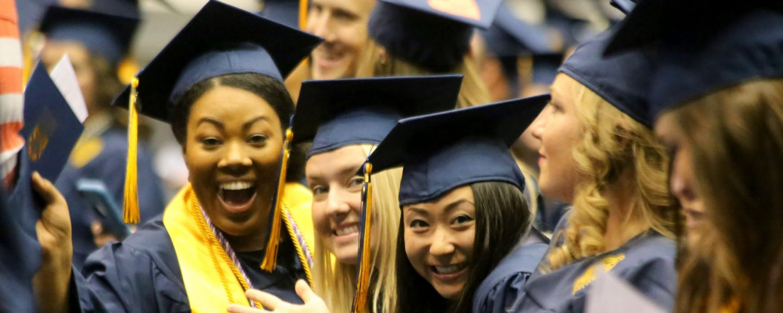 NAU graduates