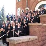 NAU Wind Symphony Old Main