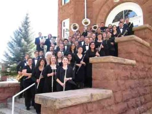 NAU Wind Symphony Old Main