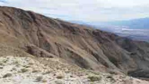 Chloride Cliff in the Funeral Mountains