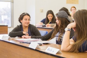 Math mentors and tutorees