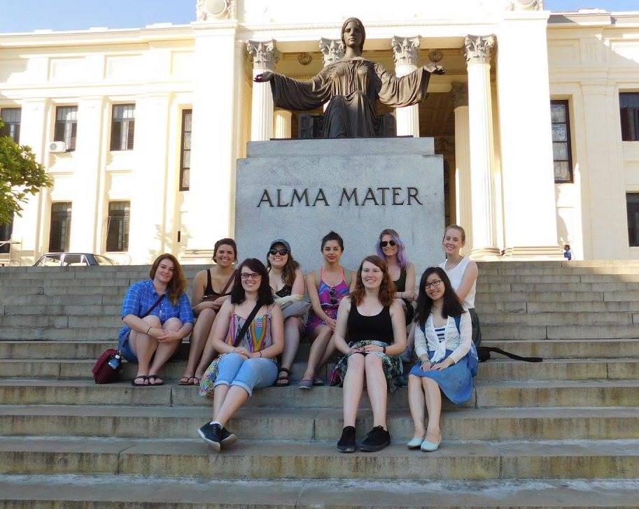Cuba trip attendees