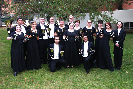 Harold M. Harter Memorial Handbell Choir