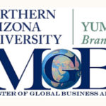 NAU-Yuma ACBSP Candidate for Accreditation for Master of Global Business Administration graphic