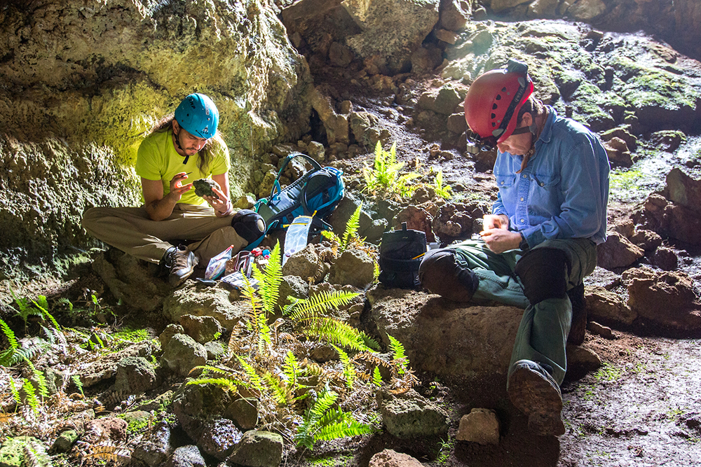 NAU researchers explore Rapa Nui caves