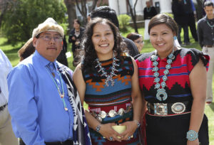 NAU students celebrate Native American Heritage Month