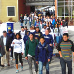 NAU joins community for MLK march