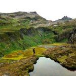 Leah Manak, Majors: Environmental Science and Spanish. Ushuaia, Argentina