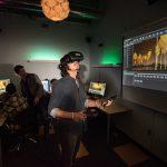 Immersive + Interactive Virtual Reality Lab