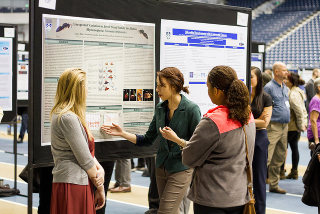 Research poster symposium 2016