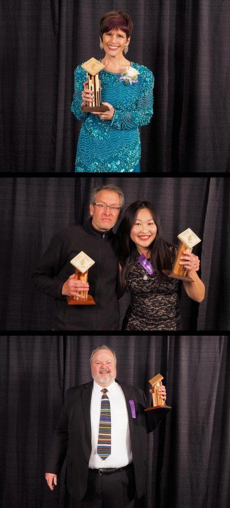 Viola Award Recepients