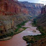 Colorado River in the Grand Canyon