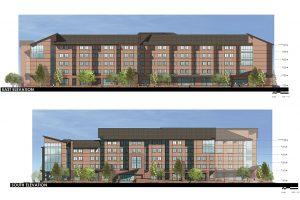 Honors College rendering
