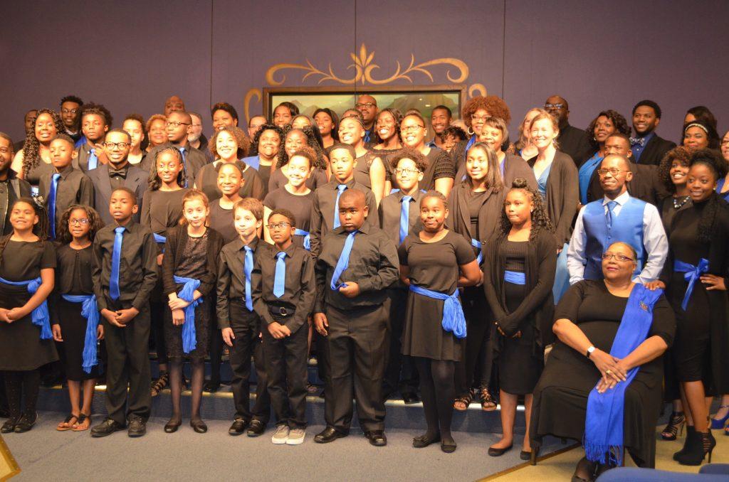 NAU Gospel Rising Star Baptist