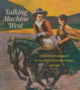 Talking Machine West cover jpg