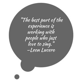 Leon Lucero quote