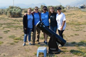 NAU students in path of eclipse totality