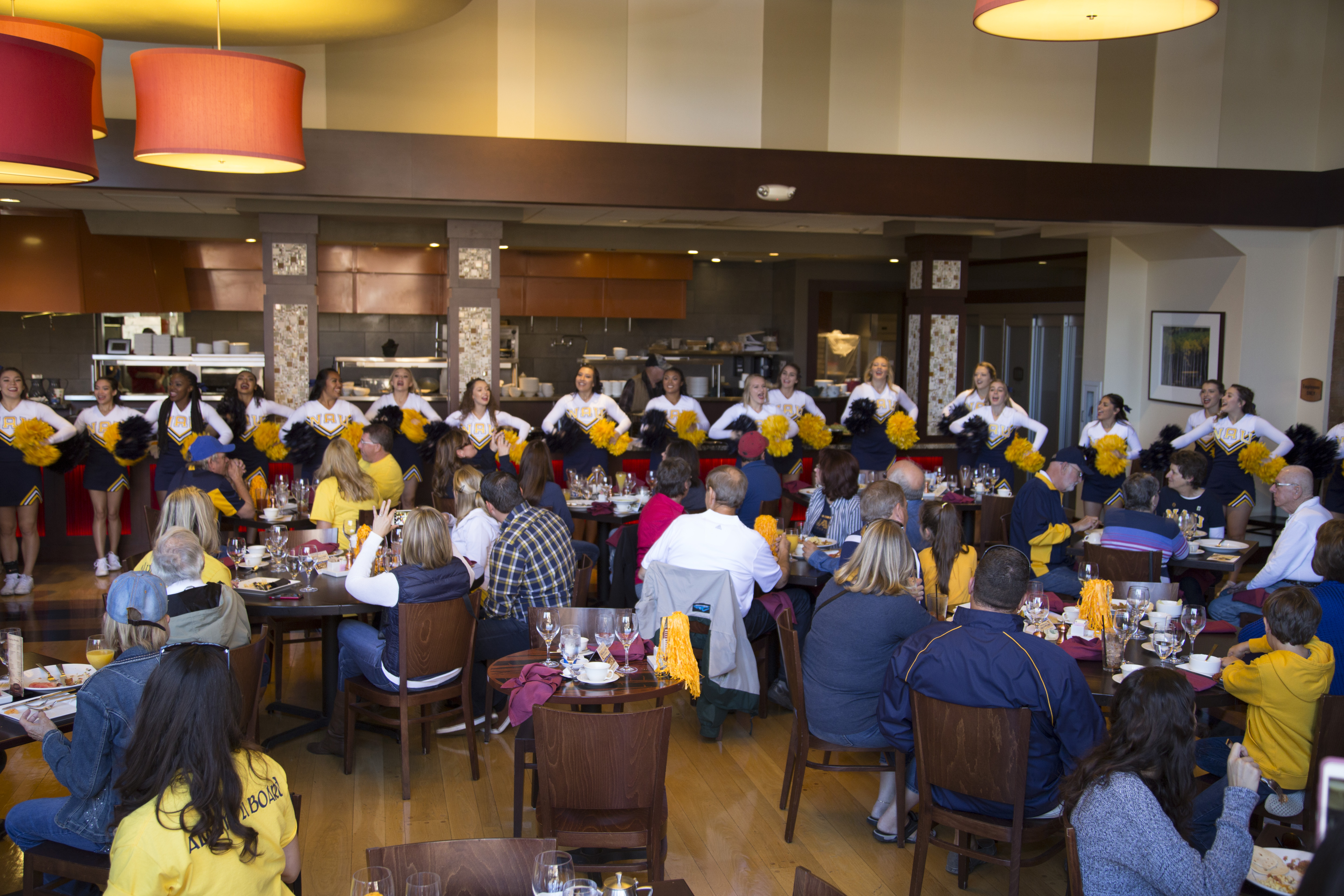 2016 Alumni Breakfast