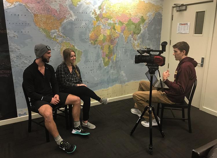 NAU student Miranda Henry on study abroad