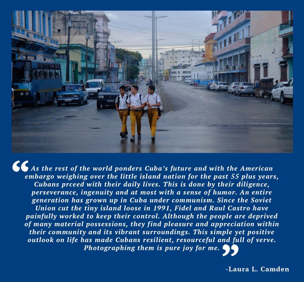 Laura Camden quote