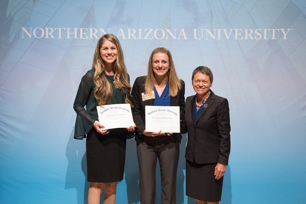 President's Prize winners December 2017