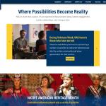 NAU homepage