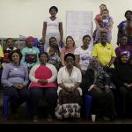Women's Platform group shot 2015