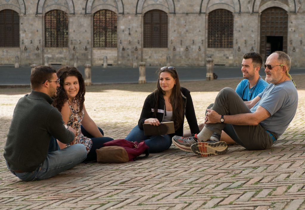 Studying abroad in Italy