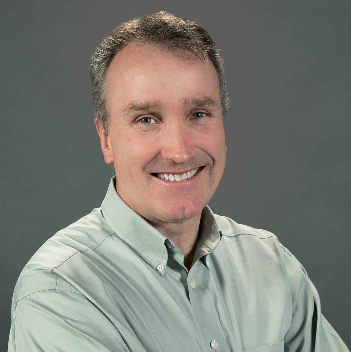 Bruce Hungate