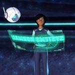 Animated science still