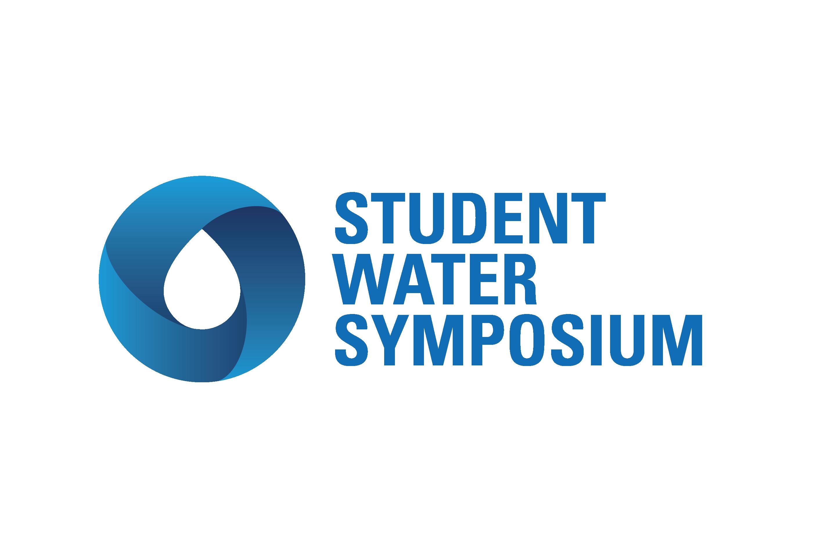Student Water Symposium logo