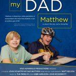 """My Dad Matthew"" poster"