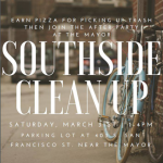 Green NAU Southside cleanup