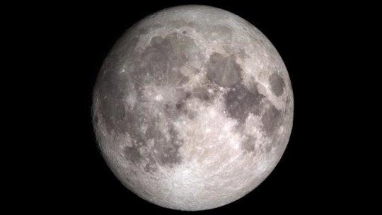 Imagine of the moon
