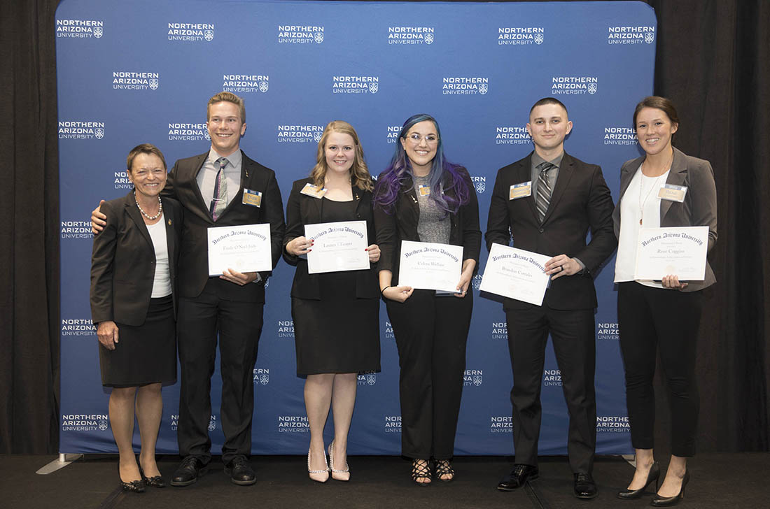 President's Prize winners May 2018
