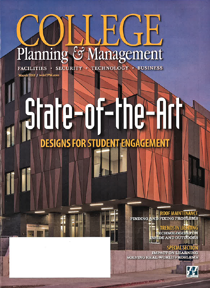 SAS Building Magazine Cover