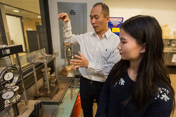 Ziyan Wu undergraduate research