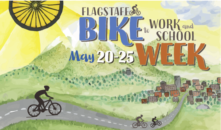 Flagstaff Bike to Work Week