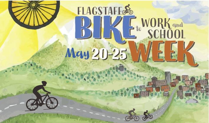 Flagstaff Bike to Work Week