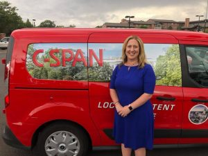 Lori Poloni-Staudinger interviewed by C-Span on her recent book.