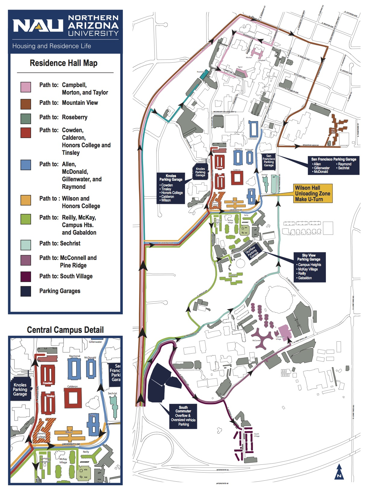 Central Michigan University Campus Map us topo maps on