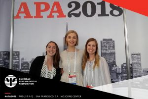 American Psychological Association Convention attendees