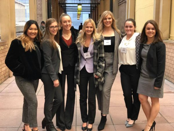 Future Business Women of America club