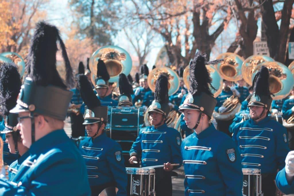 NAU band